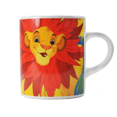 Disney Lion King (I Just Can't Wait To Be King) Mini Espresso Mug