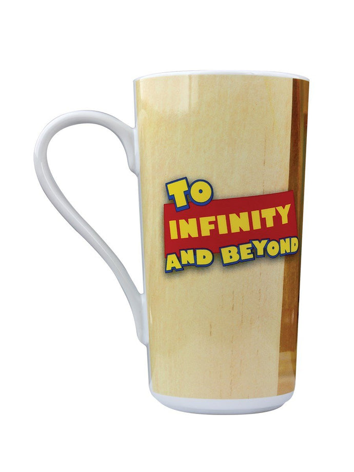 Disney Toy Story (To Infinity & Beyond) Latte Mug - boxed