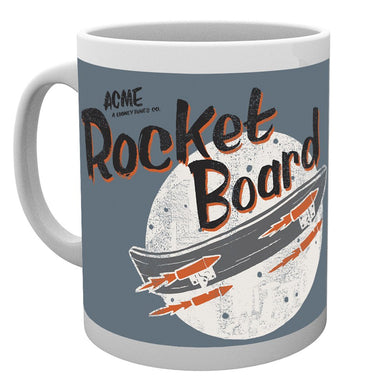 Looney Tunes (Rocket Board) Mug