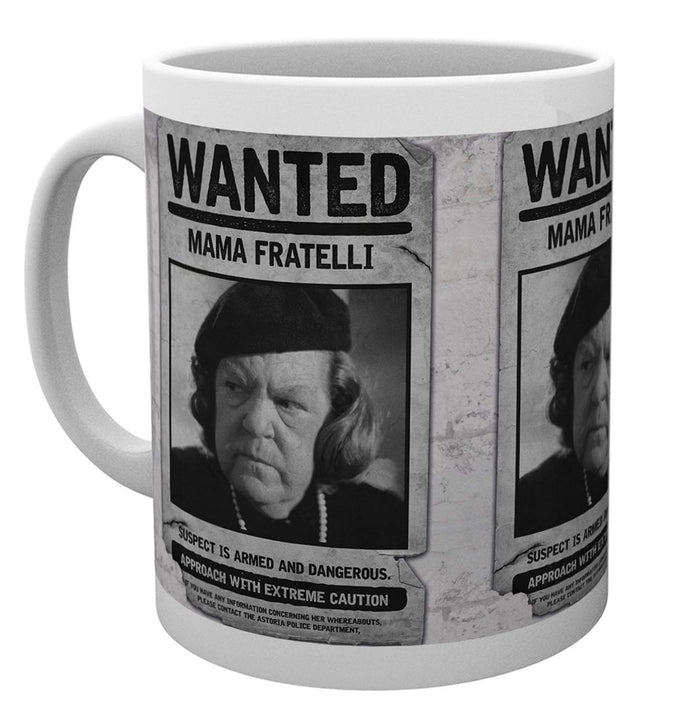 Goonies (Wanted) Mug - Boxed