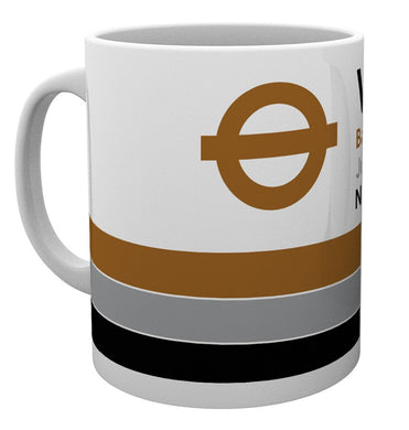 Transport For London (Waterloo) Mug