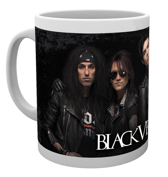 Black Veil Brides (Group Stand) Mug