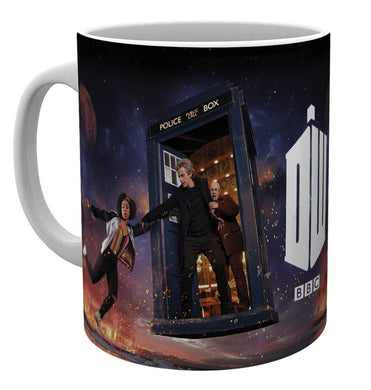 Doctor Who (Season 10 Iconic) Mug