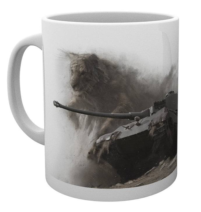 World of Tanks (Tiger II) Mug