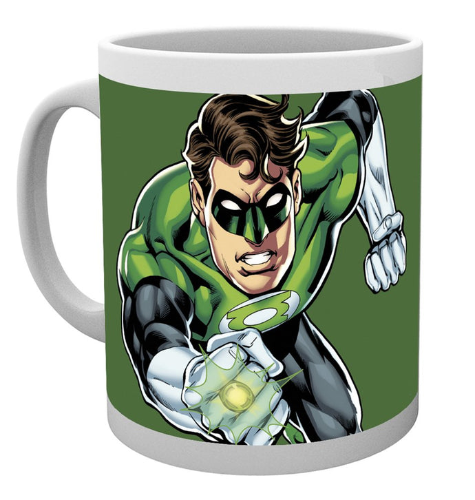 DC Comics (Justice League Green Lantern) Mug