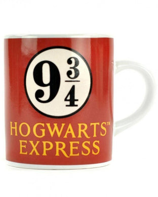 Harry Potter (Platform 9 3/4 Hogwarts Express) Mini Espresso Mug