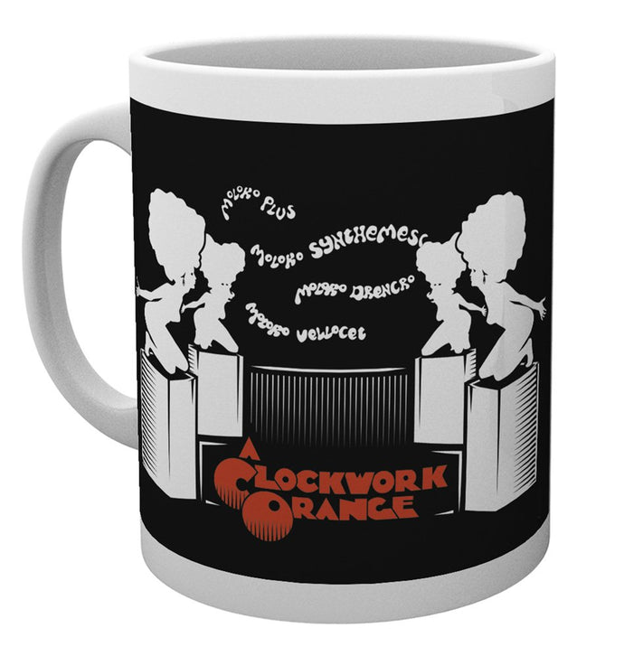 Clockwork Orange (Women) Mug