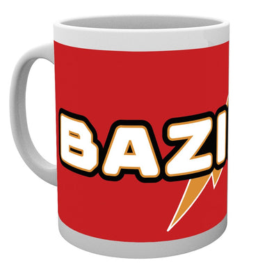 The Big Bang Theory (Bazinga) Mug