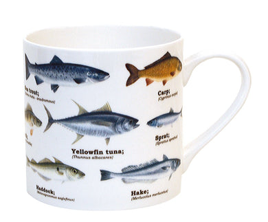 Ecologie Multi Species Fish Mug