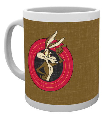 Looney Tunes Coyote Mug