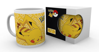 Pokemon (Pikachu Rest) Mug