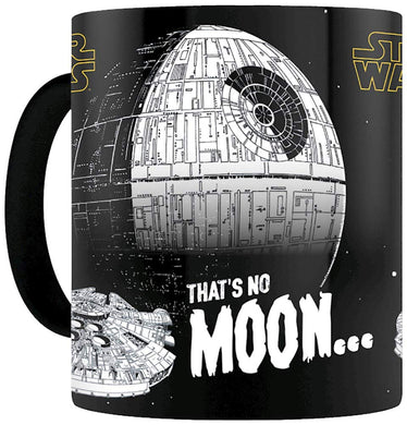 Star Wars (That's No Moon) Heat Changing Mug
