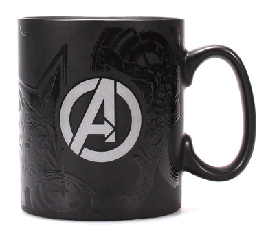 Marvel Avengers (Team) Heat Changing Mug