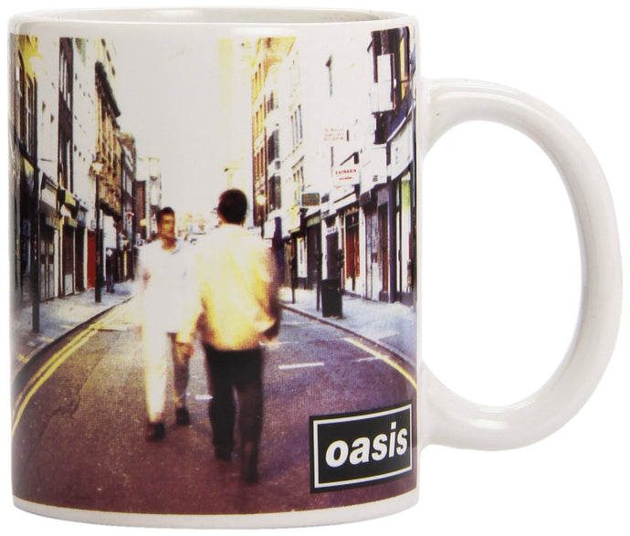 Oasis Mug, (What's the Story) Morning Glory?