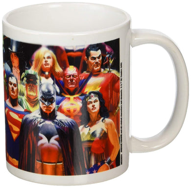 Justice League (Volume 1) Mug