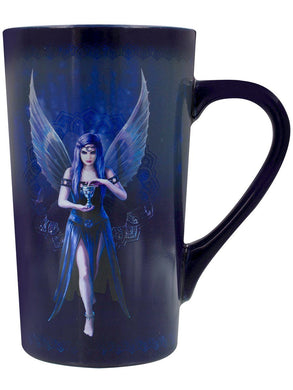 Anne Stokes (Enchantment) Heat Changing Latte Mug
