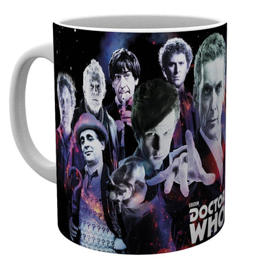 Doctor Who (Cosmos) Mug