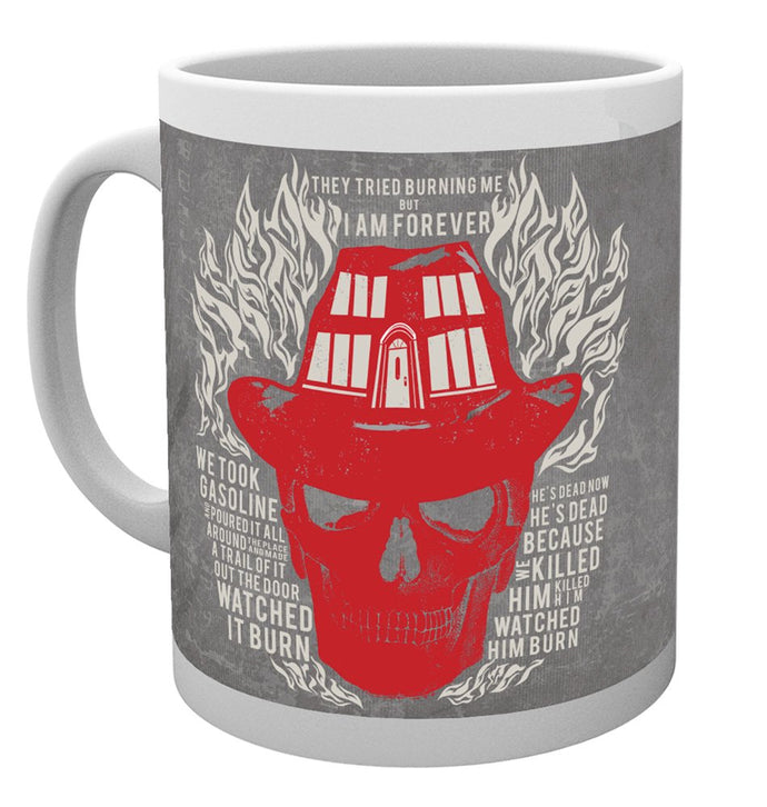 Nightmare On Elm Street (I Am Forever) Mug