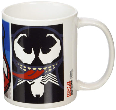 Marvel Kawaii (Spiderman Villains) Mug