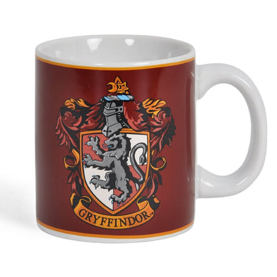 Harry Potter Gryffindor Crest Ceramic Mug