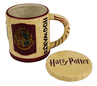 Harry Potter Hogwarts Ceramic Stein Mug
