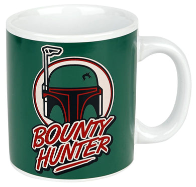 Star Wars Boba Fett - Bounty Hunter Mug Standard