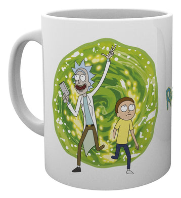 Rick and Morty (Portal) Mug