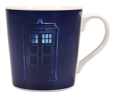 Dr Who (Galaxy) Heat Changing Mug