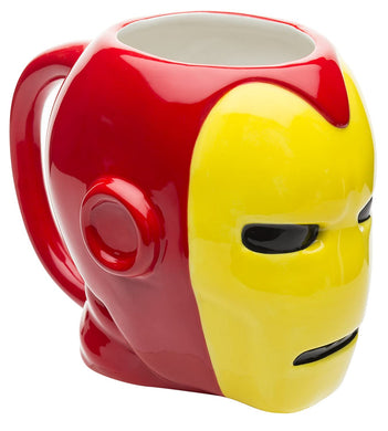 Marvel Iron Man Sculpted Mug