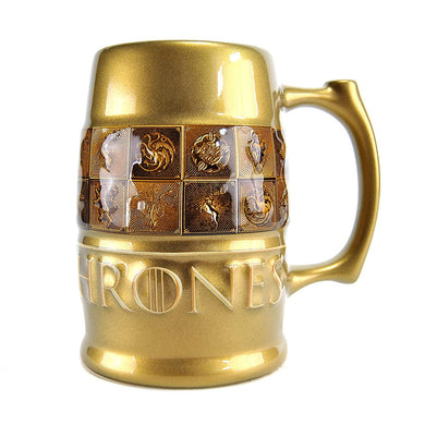Game Of Thrones (Galaxic Glaze Sigils) Small Tankard Mug