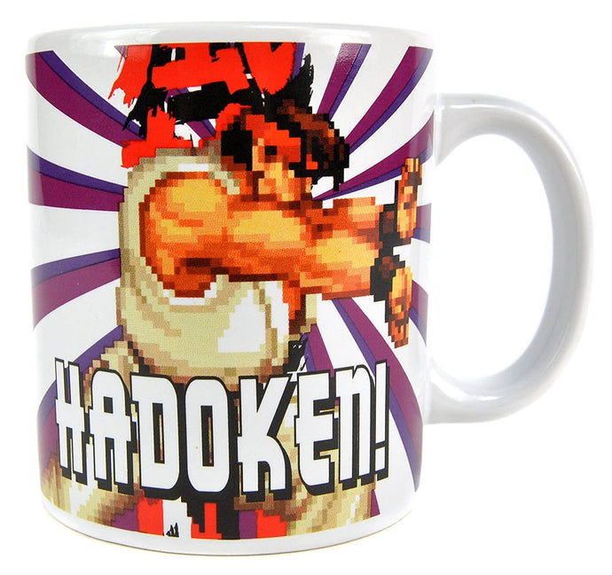 Street Fighter (Capcom ryu) Mug