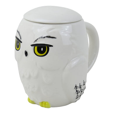 Harry Potter Hedwig 3D Mug with Lid