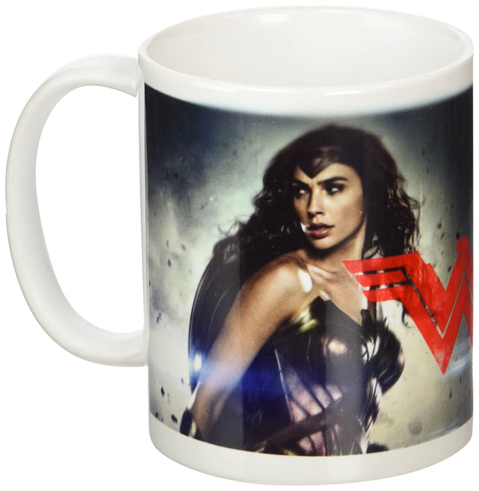 Batman V Superman Wonder Woman Sword Ceramic Mug