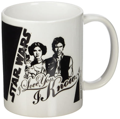 Star Wars (I Love You) Mug