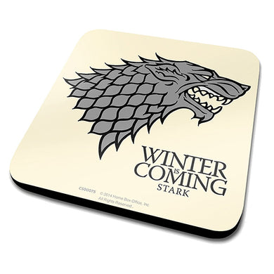 Game of Thrones (Stark) - Coaster