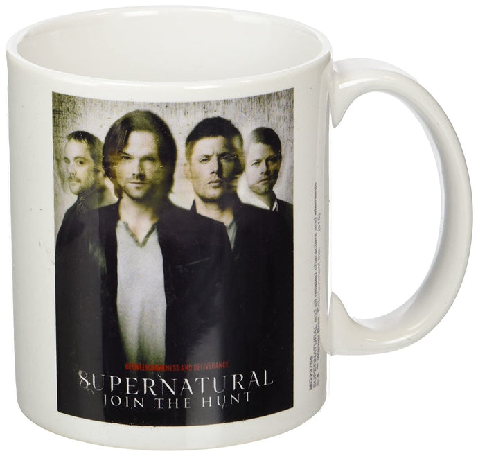 Supernatural Join The Hunt Ceramic Mug