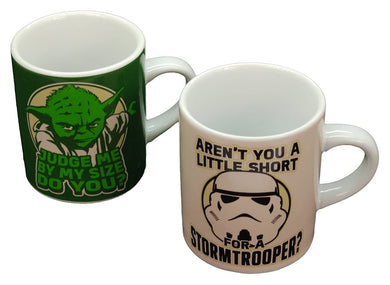 Star Wars (Yoda and Stormtrooper) Mug