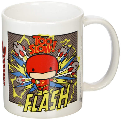 Justice League (Flash Chibi) Mug