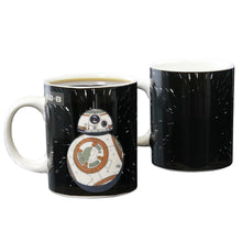 Star Wars BB8 Heat Change Mug - Boxed