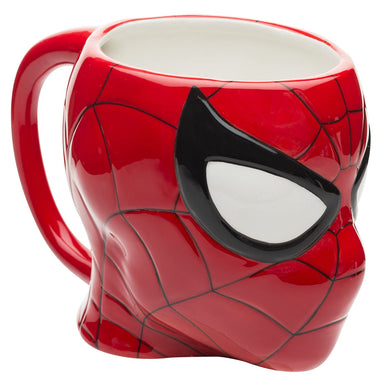 Marvel Spiderman Sculpted Mug
