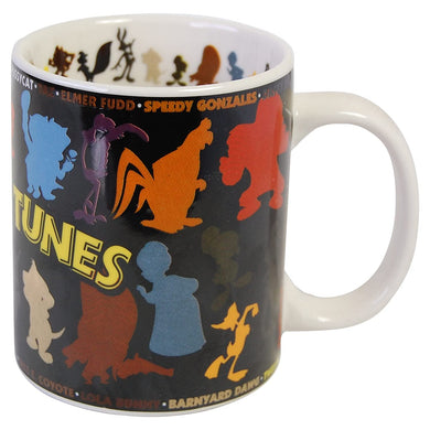 Looney Tunes (Collage) Mug