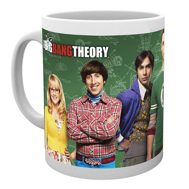 The Big Bang Theory (Cast) Mug