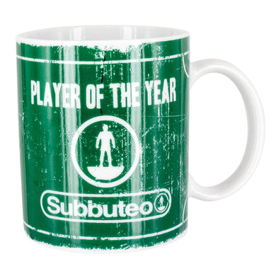 Subbuteo ''Player of the Year'' Mug - Boxed