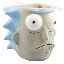 Rick and Morty (Rick Sanchez) 3D Mug