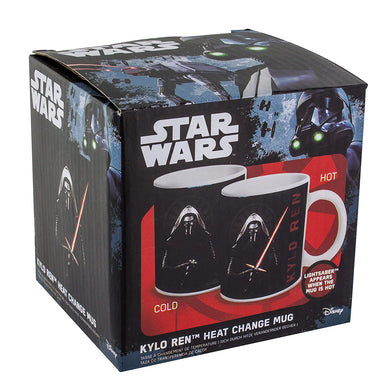 Star Wars Kylo Ren Heat Change Mug, Multi-Colour