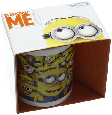 Despicable Me 2 Many Minions Ceramic Mug