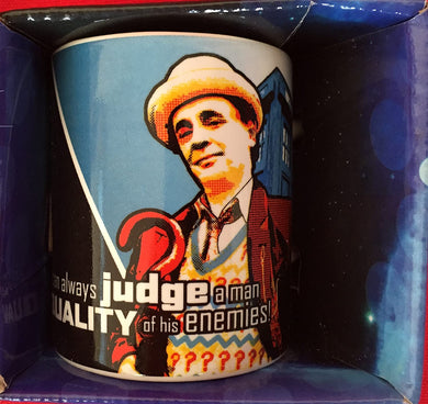 Dr Who (Seventh Doctor) Mini Mug