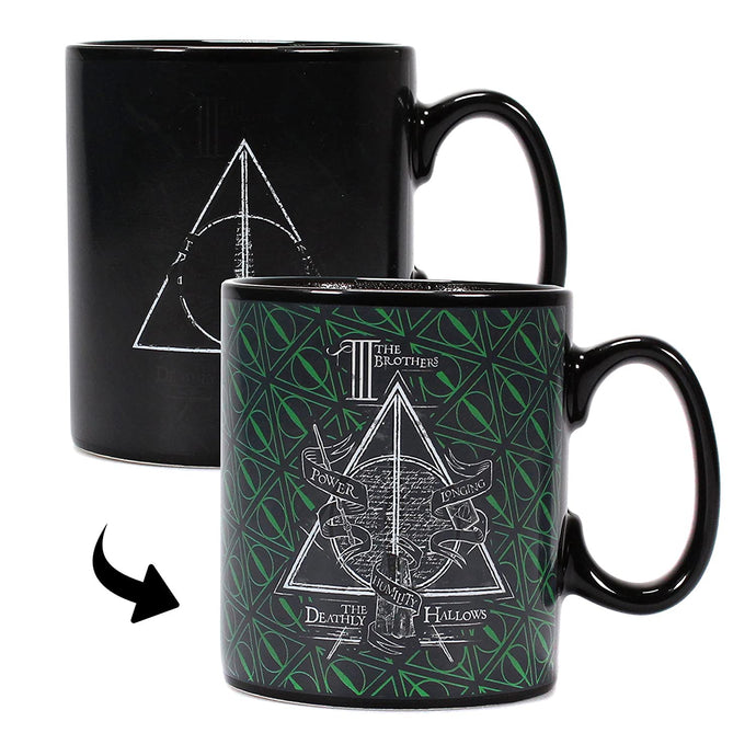 Harry Potter (Deathly Harrows) Heat Changing Mug