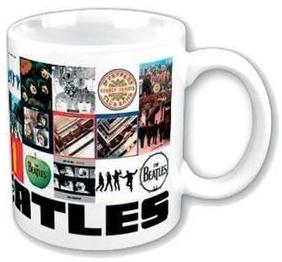 Beatles Mug, Album Covers - Boxed Mug