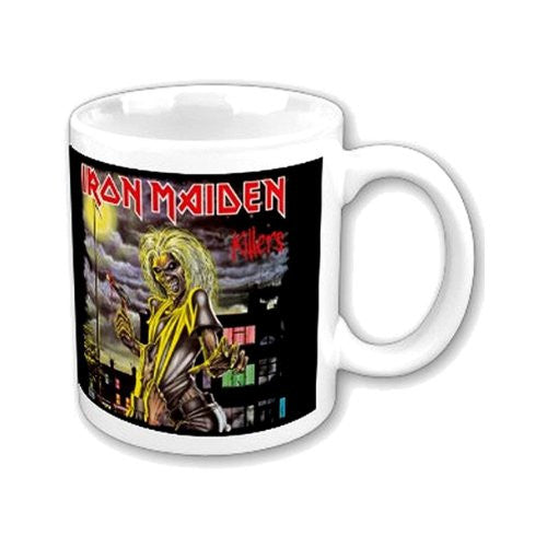 Iron Maiden Mug, Killers